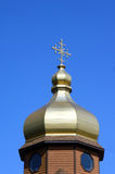 Dome and Finial Stock Photography