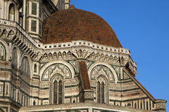 The Dome - Florance, Italy Stock Image
