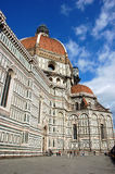 The Dome in Florence Stock Photography