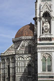 The dome of Florence Stock Image