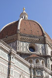 Dome of Florence Cathedral, Italy Royalty Free Stock Photography