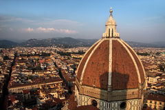 Dome Florence, Italy Stock Images