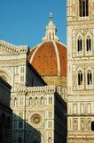The dome of Florence, Italy Stock Image