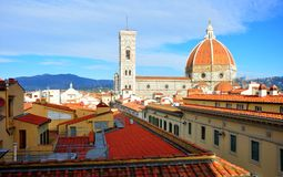 The Dome in Florence , Italy Stock Photo