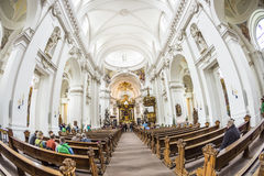 The Dome of Fulda Royalty Free Stock Images