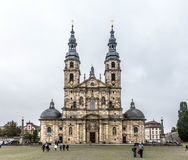 The Dome of Fulda Royalty Free Stock Photo