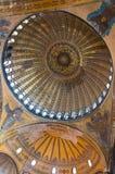 Dome of Hagia Sophia, Istanbul, Turkey Royalty Free Stock Image