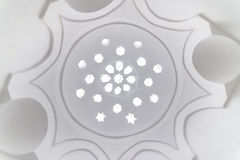 Dome Of A Hamam (Turkish Bath) Royalty Free Stock Image