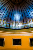 The dome of the Handley Library, in Winchester, Virginia. Stock Image