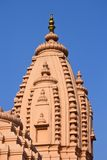 Dome of the Hindu temple Stock Photo
