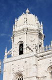 Dome of the Jeronimos Monastery Royalty Free Stock Image