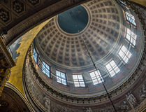 Dome of the Kazan Cathedral Stock Photography