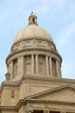 Dome, Kentucky Capitol Stock Photo