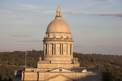 Dome of Kentucky State Capitol Building Royalty Free Stock Photo