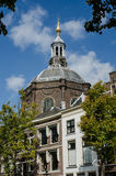 Dome in Leiden Netherlands Royalty Free Stock Image