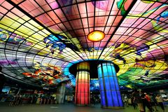 Dome of Light, Kaohsiung Royalty Free Stock Image