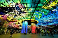 Dome of Light, Kaohsiung Stock Photography