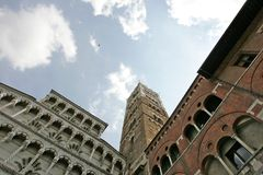 Dome of Lucca Royalty Free Stock Images