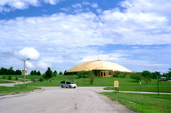 Dome - Maharishi University of Management Stock Photo