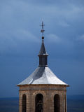 Dome of medieval church. Stock Photography