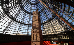 Dome at Melbourne central Stock Photography