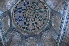 Dome Memorial Pakhlavan Mahmoud stock photos