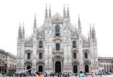Dome of Milan, Italy Stock Photos