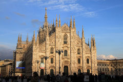 Dome of Milan Royalty Free Stock Image