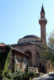 Mosque in Alanya Royalty Free Stock Photography