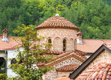 Dome of the monastery Bachkovski Royalty Free Stock Photo