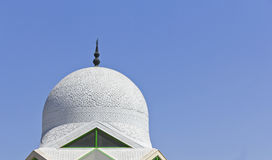 Dome of Mosque Stock Photography