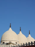 The dome of mosque Royalty Free Stock Images