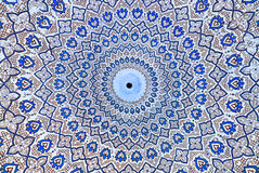 Dome of the mosque Stock Photography