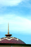 Dome of the mosque Royalty Free Stock Photo