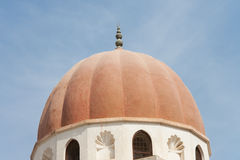 Dome of mosque in Damascus Stock Image