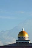 Dome of the mosque Royalty Free Stock Photos