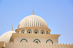 Dome mosque Oman Stock Images