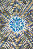 Dome of the mosque, oriental ornaments Royalty Free Stock Photography