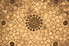 Dome of the mosque, ornaments from Bukhara Stock Image