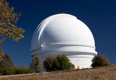 Dome of Mount Palomar Telescope Stock Images