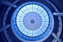 Dome of the museum Royalty Free Stock Images