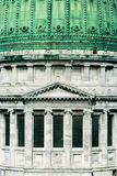 Dome of National Congress of Argentina Royalty Free Stock Photo