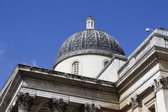 Dome of the National Portrait Gallery Royalty Free Stock Photography