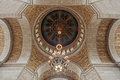 Dome of Nebraska State Capitol Building Stock Photos