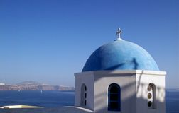 Free Dome Of Orthodox Church. Royalty Free Stock Photo - 11409105