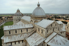 Dome Of Pisa Royalty Free Stock Image