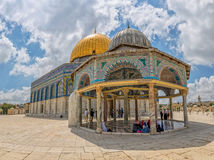 Free Dome Of The Chain Jerusalem Stock Photos - 88604363