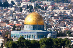 Free Dome Of The Rock Stock Photography - 19117222
