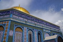 Free Dome Of The Rock Stock Photo - 5389840