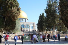Free Dome Of The Rock - Temple Mount - Jerusalem - Israel Stock Image - 40916571